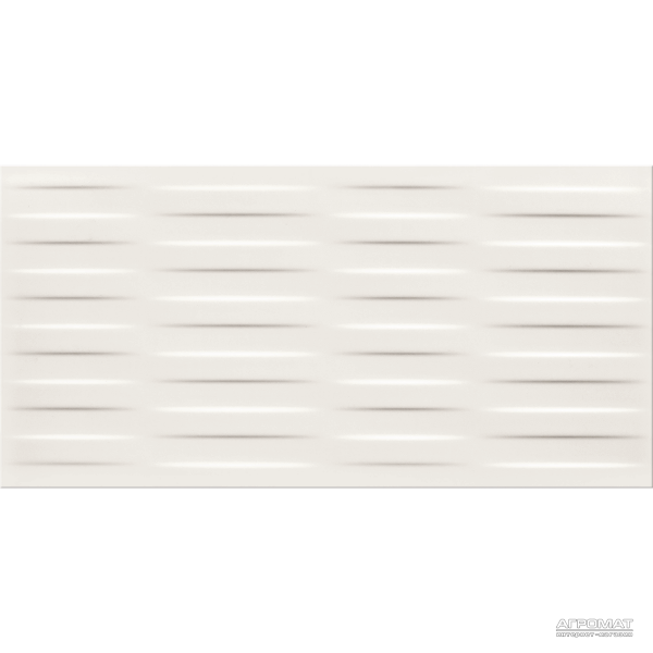 Плитка Opoczno Basic Palette WHITE SATIN BRAID