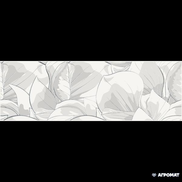 Плитка Opoczno Flower Cemento WHITE INSERTO
