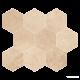Плитка Opoczno Sahara Desert MOSAIC HEXAGON
