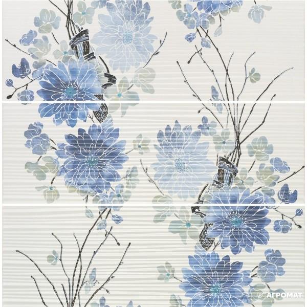 Плитка Almera Ceramica Okinawa DECOR SET (3) NAHA TURQUOISE декор3