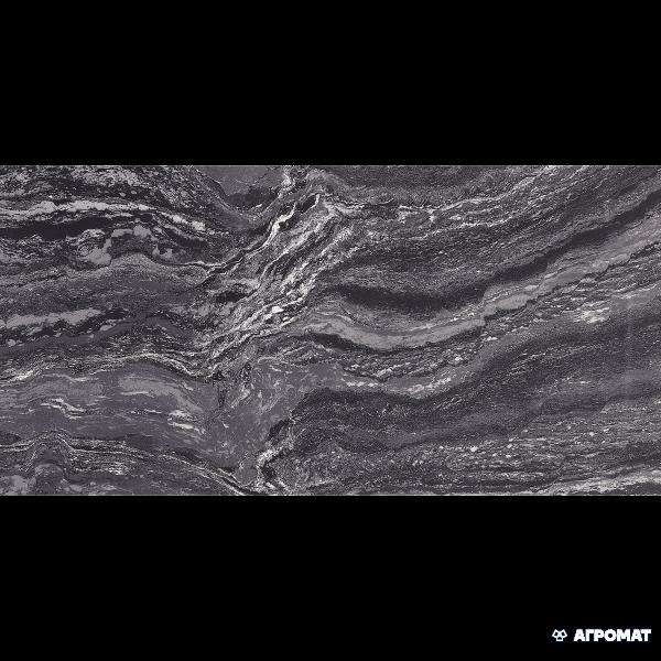 Керамогранит Almera Ceramica Marble River HA21COLP DARK GREY