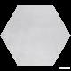 Керамогранит Geotiles Starkhex PERLA