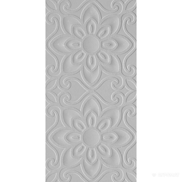 Плитка Almera Ceramica Milano Q2918CM35 FLOWER GRIS