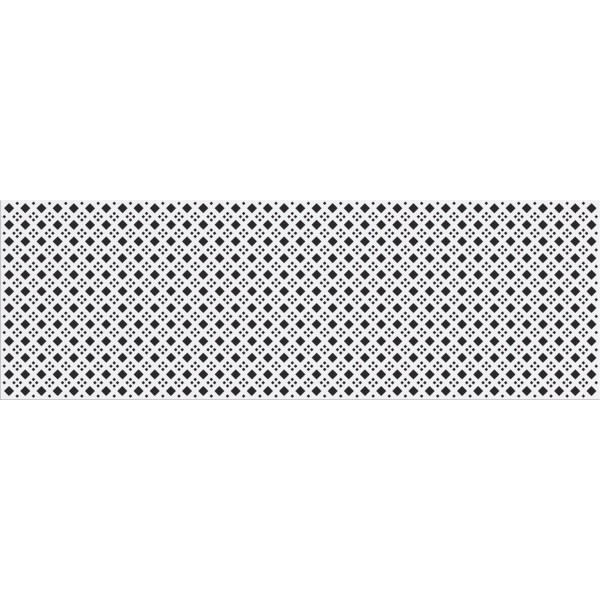 Плитка Cersanit BLACK&WHITE PATTERN D