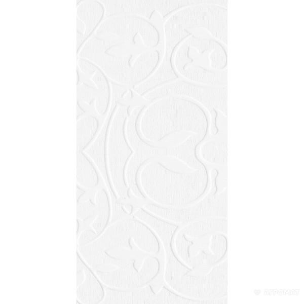 Плитка Almera Ceramica Milano Q2300CM16 ORNAMENT BLANCO