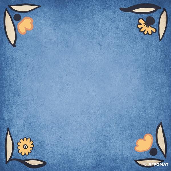 Плитка Almera Ceramica Prima Maria DARK BLUE 3