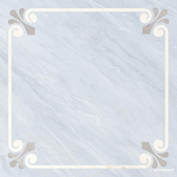 Керамогранит Almera Ceramica Malian FRAME BLUE P.