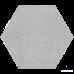 Керамогранит Geotiles Starkhex GRIS