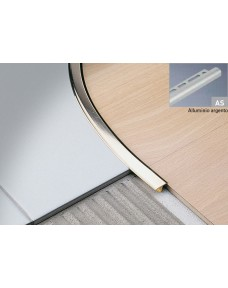 Профиль Для Плитки Covertec Алюминий 2700Х14 SP 14 AS