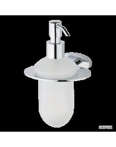 Дозатор жидкого мыла Devit Prestige 8050124SD с держателем