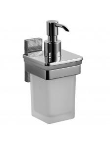 Аксессуары для ванной комнаты DEVIT 2730144 LINEA Дозатор жидкого мыла, хром