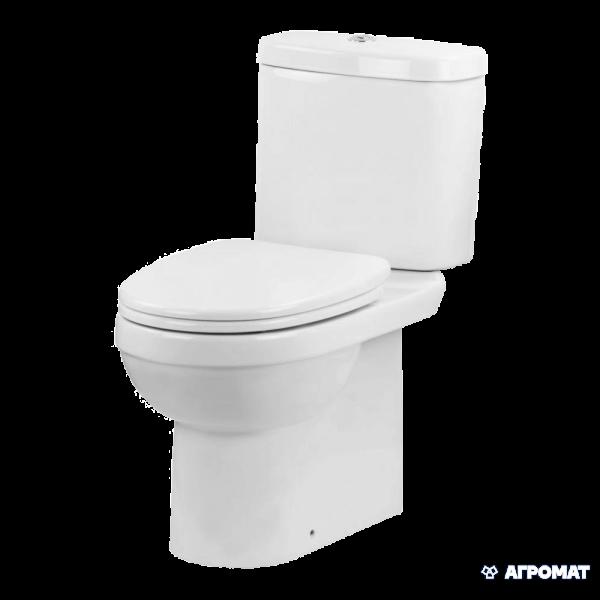 Компакт Devit Smart 3010146 + крышка soft-close (3013146) с металл. крепл
