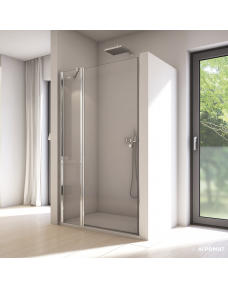 Душевая дверь San Swiss Solino SOL1309005007 90 см