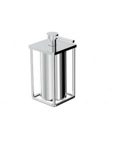 Дозатор для жидкого мыла DEVIT UP 7030120 отдельностоящий, хром