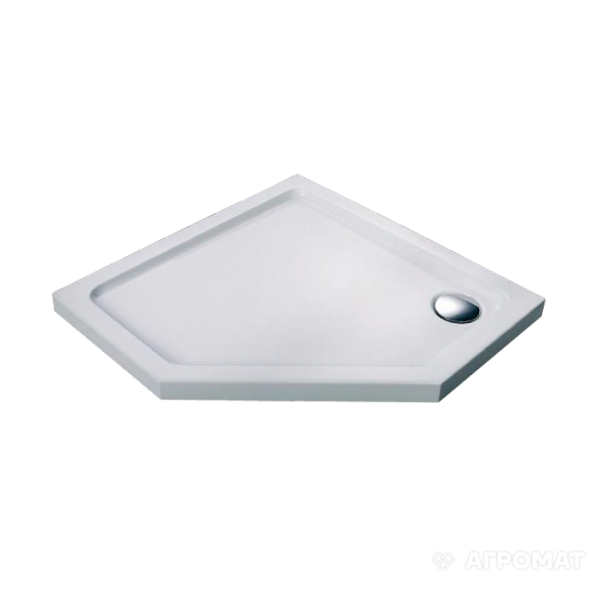 Поддон Devit Comfort FTR0123 пятиугольный 90х90 см