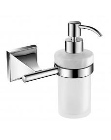 Дозатор жидкого мыла DEVIT 6030151 CLASSIC Soap dispenser + holder