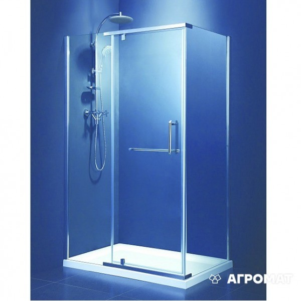 Душевая кабина Devit Comfort FEN2223G квадратная 100х100 см. стекло серое