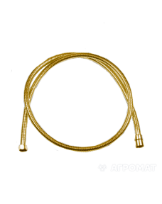 Душевой шланг Devit Charlestone DS0090102G золото 1.5 м