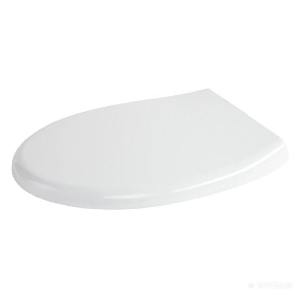 Крышка для унитаза Devit Aurora 2.0 3013128 Крышка soft-close д/компакта 3110128