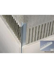 Профиль для плитки Filojolly Алюминий 2700Х12,5 RJF 125 AS