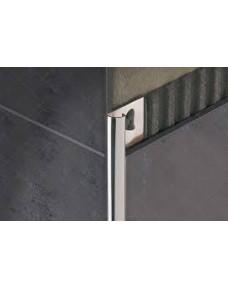 Профиль для плитки Roundjolly Алюминий Хром 2700х6 RJ.60.ASB