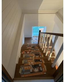 Лестницы на деревянных косоурах и тетивах