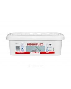 Гідроізоляція Litokol Hidroflex однокомпонентний склад, відро 5 кг (HFL0005), Без кольору