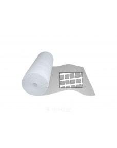 Скловолоконна сітка Litokol Rete in fibra di vetro з отворами 4х5 мм, рулон 50 м.кв (RT0050), Білий