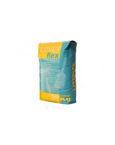 Гідроізоляція Litokol Coverflex A цементна суміш (компонент A), 20 кг (CVF0020), Без кольору
