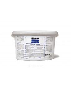 Грунтовка Litokol Primer Litofix на основі водної дисперсії синтетичних смол, 5 кг (LTFX0005), Без кольору