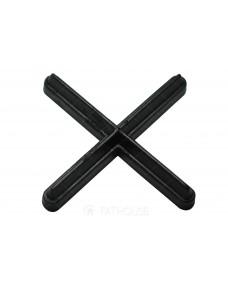 Хрестики для швів Litokol упаковка 1000 шт 5 мм (DST1000.5C), Чорний