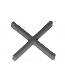Хрестики для швів Litokol упаковка 1000 шт 2 мм (DST1000.2C), Сірий