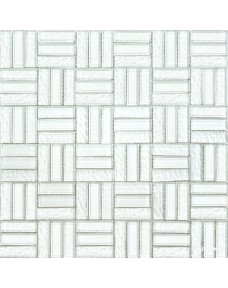 Мозаика Grand Kerama 1075 Трино белая