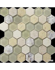 Мозаика Mozaico de LUX S-MOS HS4099-070A-8