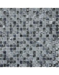 Мозаика MOZAICO DE LUX T-MOS DF02+G04+MARBLE (L)