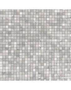 Мозаика Mozaico de Lux Stone C-MOS BIANCO CARRARA POL