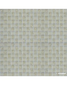 Мозаика Grand Kerama 523-Шахматка (беж матовый-беж колотый)