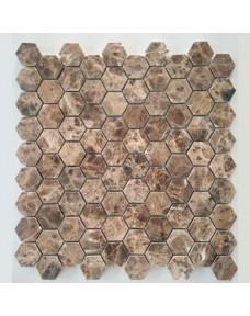 Мозаика MOZAICO DE LUX V-MOS VKD-1001
